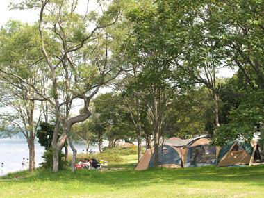 三沢市小川原湖畔キャンプ場の画像mc3782