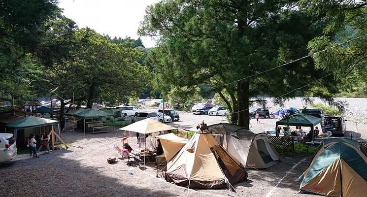 秋葉オートキャンプ場の画像mc3384