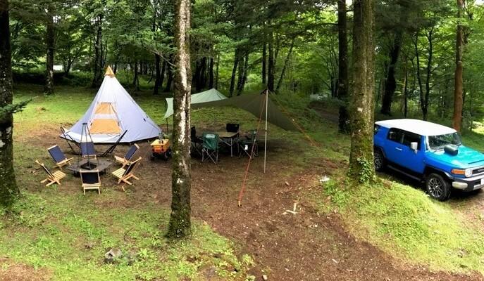 表富士グリーンキャンプ場の画像mc5099