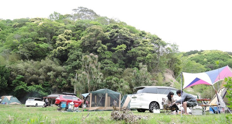 コーラル*館山オートキャンプ場(旧:館山フォレストキャンプ場)の画像mc4487