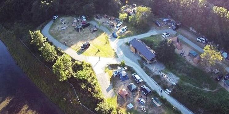 スノーピーク箕面自然館・キャンプフィールドの画像mc11149