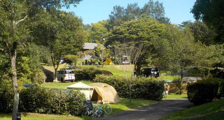 大分農業文化公園オートキャンプ場の画像mc15624