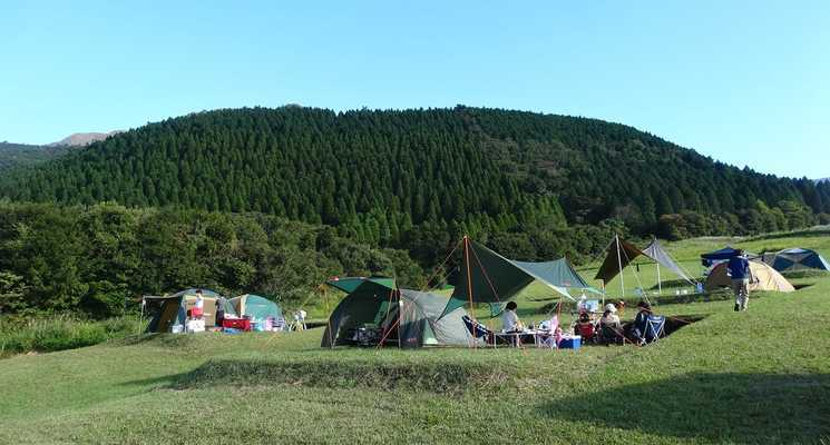 久住高原沢水キャンプ場の画像mc22893