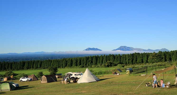 ボイボイキャンプ場(旧:モーモーランド久住オートキャンプ場)の画像mc11226