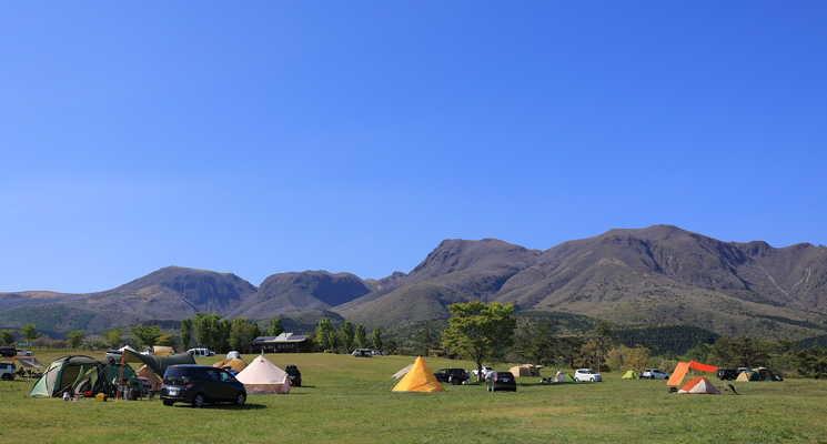 ボイボイキャンプ場(旧:モーモーランド久住オートキャンプ場)の画像mc6131