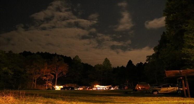 奥耶馬渓憩の森キャンプ場の画像mc11706