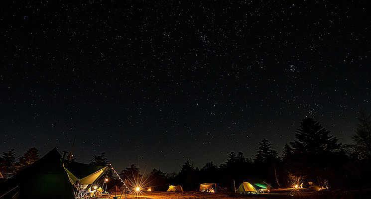 鹿嶺高原キャンプ場の画像mc12079