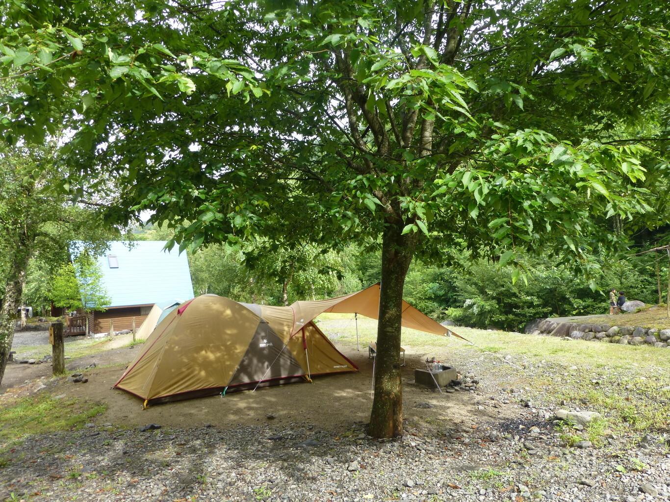 小黒川渓谷キャンプ場 の公式写真c3400