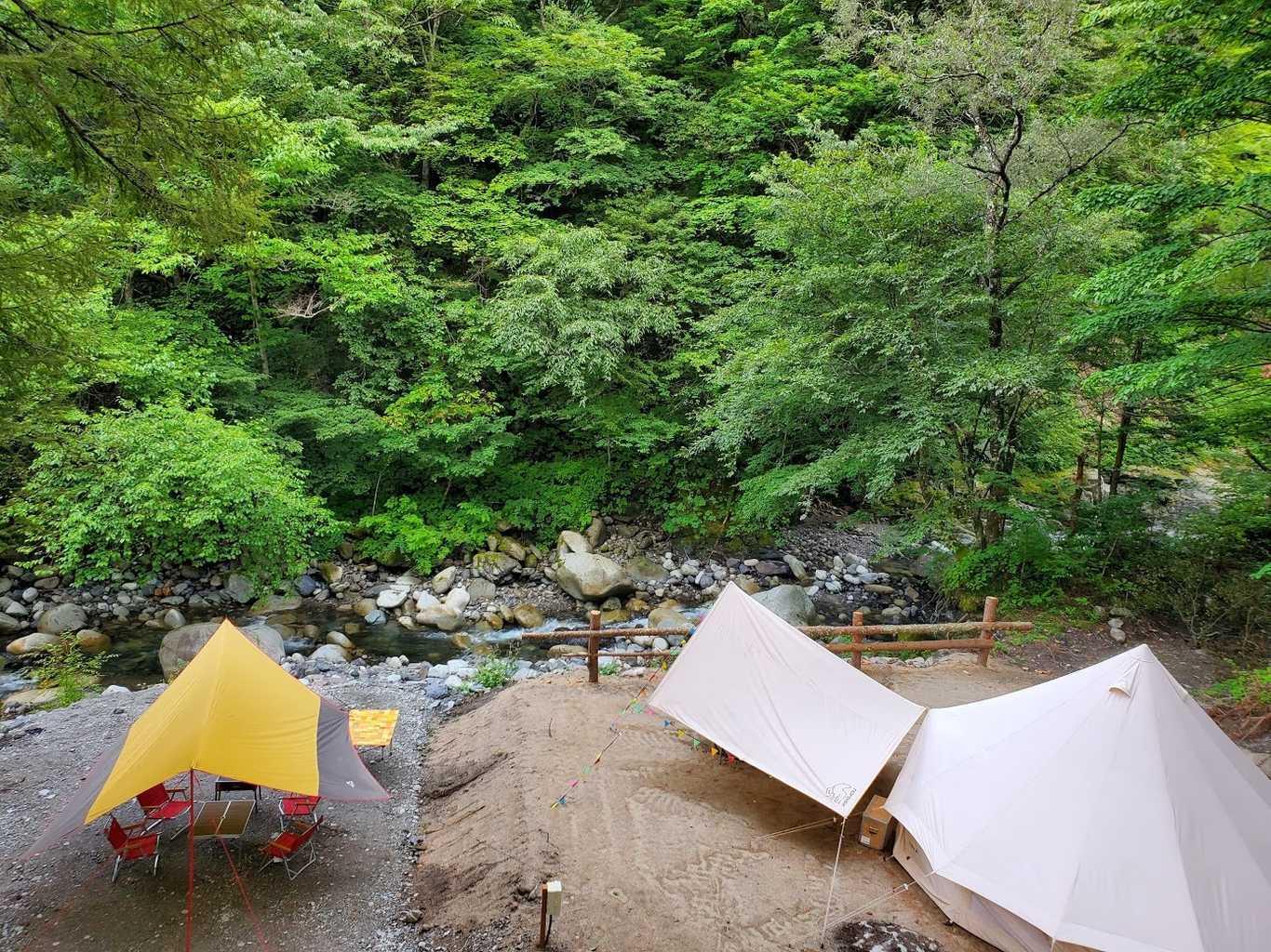 RIVER-Side【グロッケ24】手ぶらキャンププラン 画像