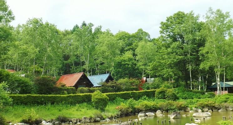 ふるさと村自然園 せいなの森キャンプ場の画像mc13737