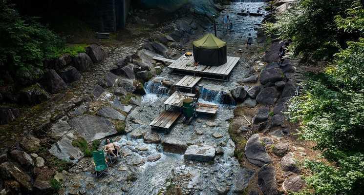 ふるさと村自然園 せいなの森キャンプ場の画像mc13743