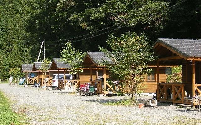 二瀬キャンプ場の画像mc4881