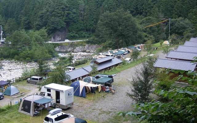 二瀬キャンプ場の画像mc4882