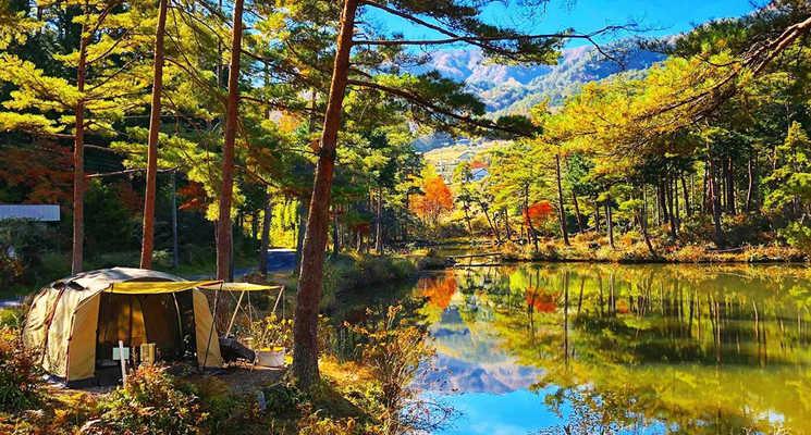 おおぐて湖キャンプ場の画像mc13875
