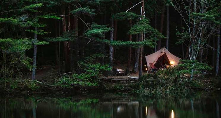 おおぐて湖キャンプ場の画像mc7151