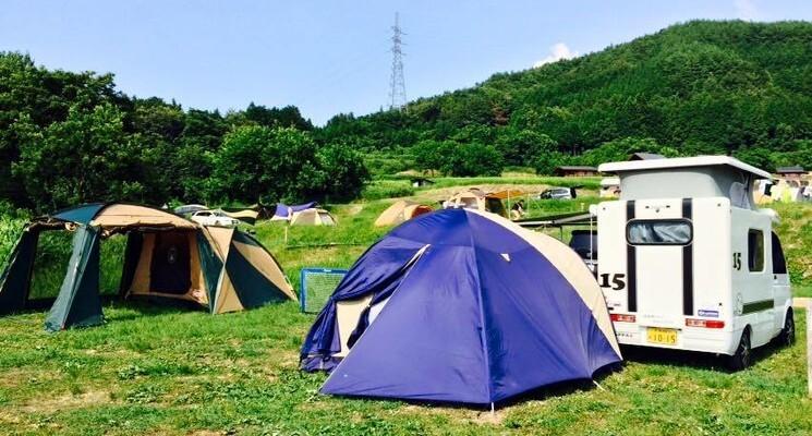 いなかの風キャンプ場の画像mc3406