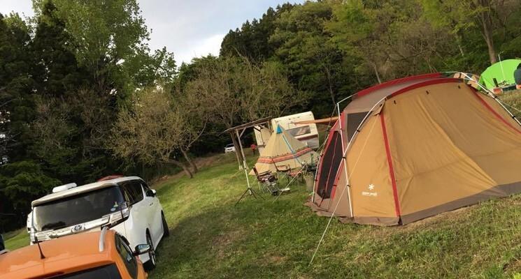 いなかの風キャンプ場の画像mc3409