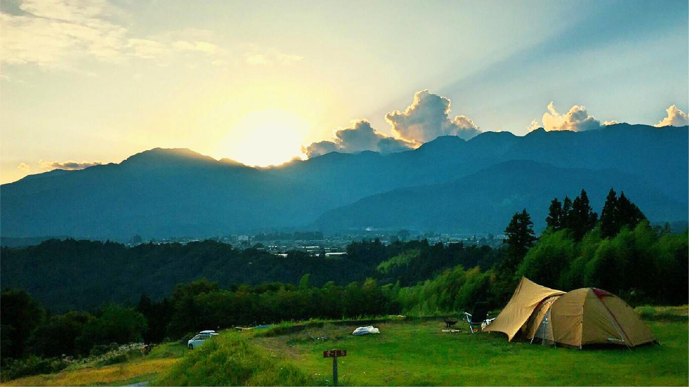 いなかの風キャンプ場 の公式写真c3416