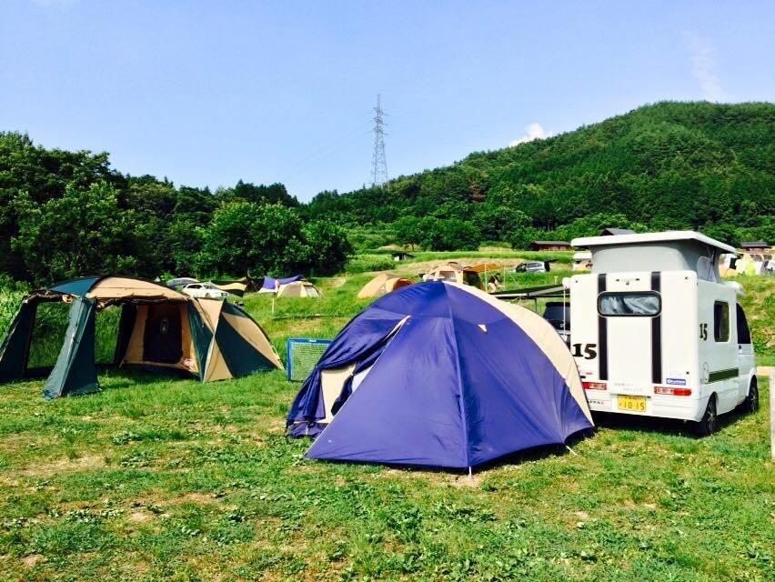 いなかの風キャンプ場 の公式写真c13352