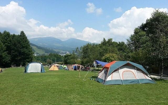 菅平高原ファミリーオートキャンプ場の画像mc16952