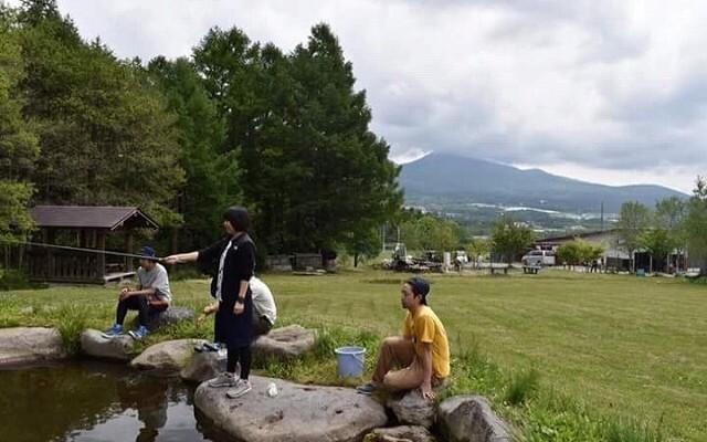 菅平高原ファミリーオートキャンプ場の画像mc16953