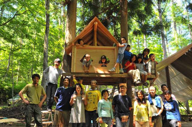 千年の森自然学校 の公式写真c712