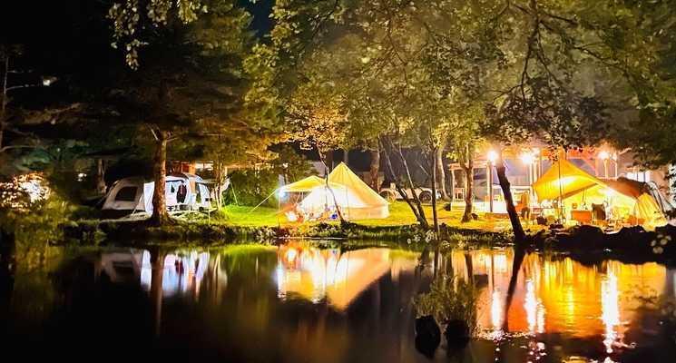 駒出池キャンプ場の画像mc19113
