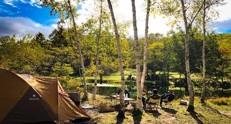 駒出池キャンプ場の画像mc19624