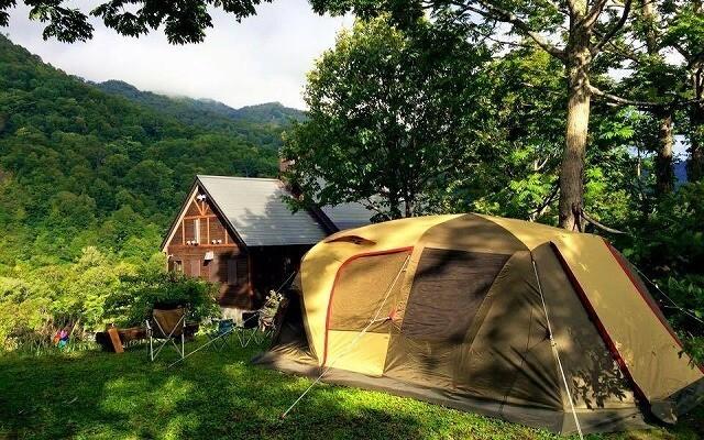 雨飾高原キャンプ場の画像mc7058