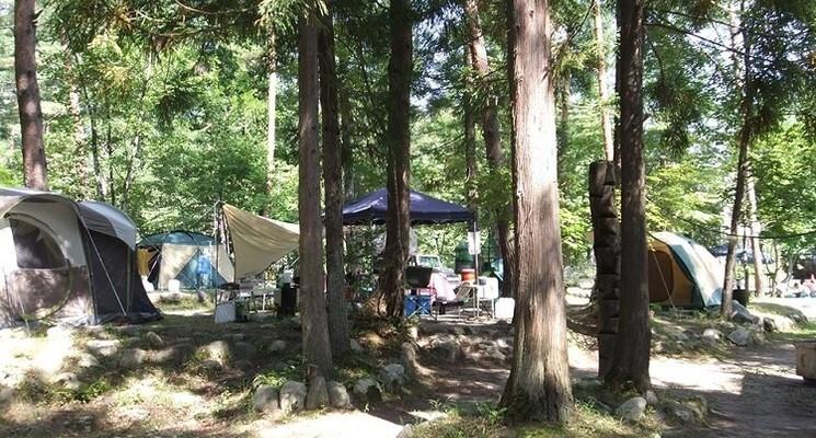 白馬キングパパイアオートキャンプ場の画像mc568