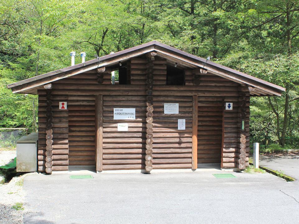 「阿寺渓谷キャンプ場 炊事場」の画像検索結果