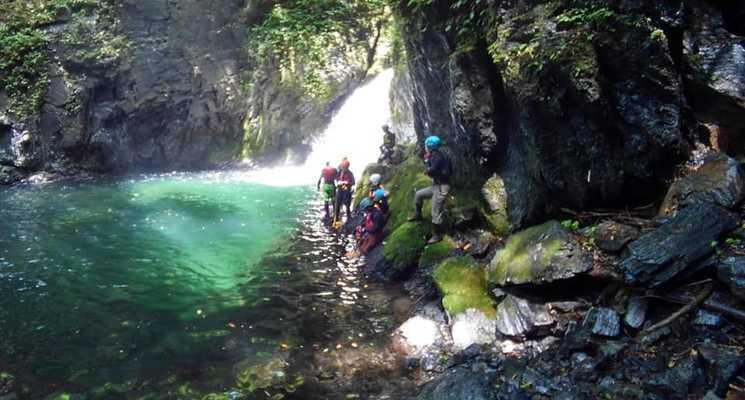 山王谷キャンプ場・たんぽり荘の画像mc15120