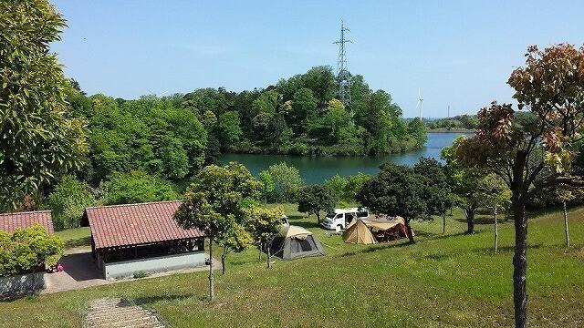 菰沢公園オートキャンプ場の画像mc1961