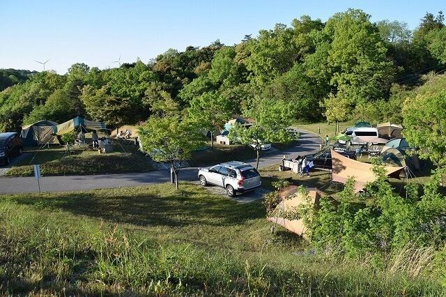 菰沢公園オートキャンプ場 の公式写真c5377