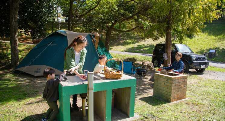 松江市宍道ふるさと森林公園の画像mc7756
