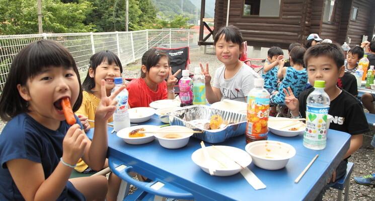 美濃田の淵キャンプ村の画像mc17228