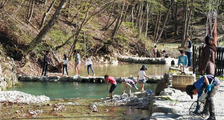 ナラ入沢渓流釣りキャンプ場の画像mc14205
