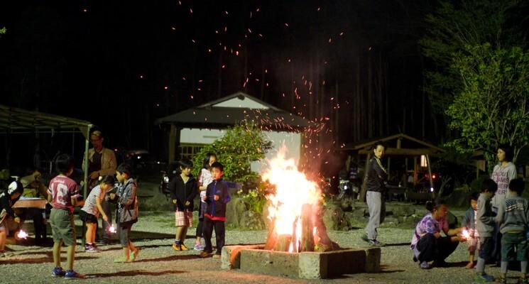 ナラ入沢渓流釣りキャンプ場の画像mc4236