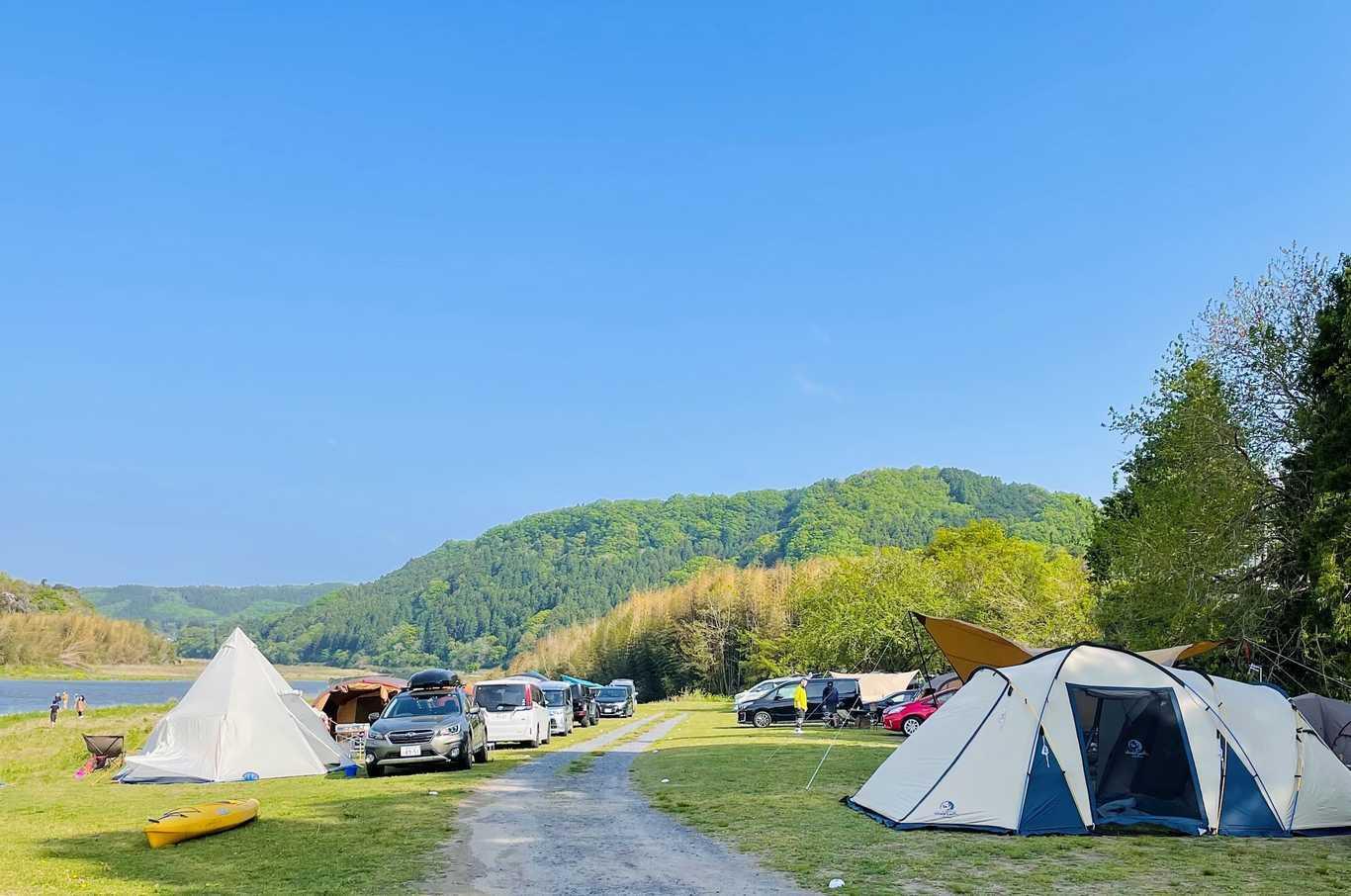 オートキャンプ那珂川ステーション の公式写真c13814
