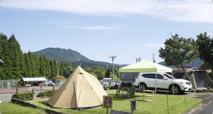 サンビレッジ曽爾奥香落オートキャンプ場の画像mc8806