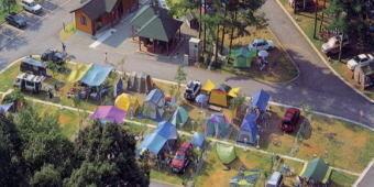 『きなりの郷』下北山スポーツ公園キャンプ場 の公式写真c6429