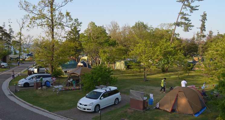 休暇村越前三国オートキャンプ場の画像mc22730