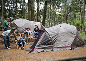 【H30/2 現在キャンプ場営業終了】青葉山ハーバルビレッジの画像mc8295