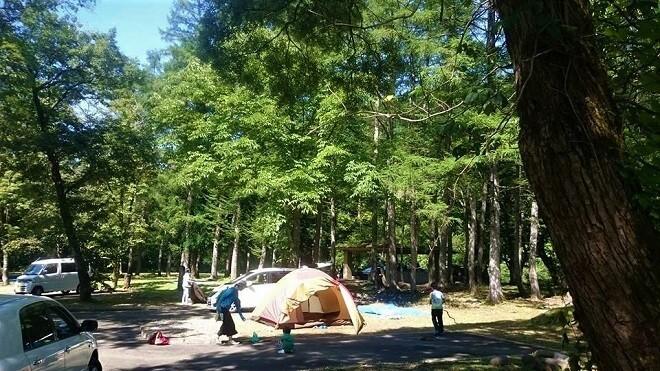和泉前坂家族旅行村 前坂キャンプ場の画像mc12610