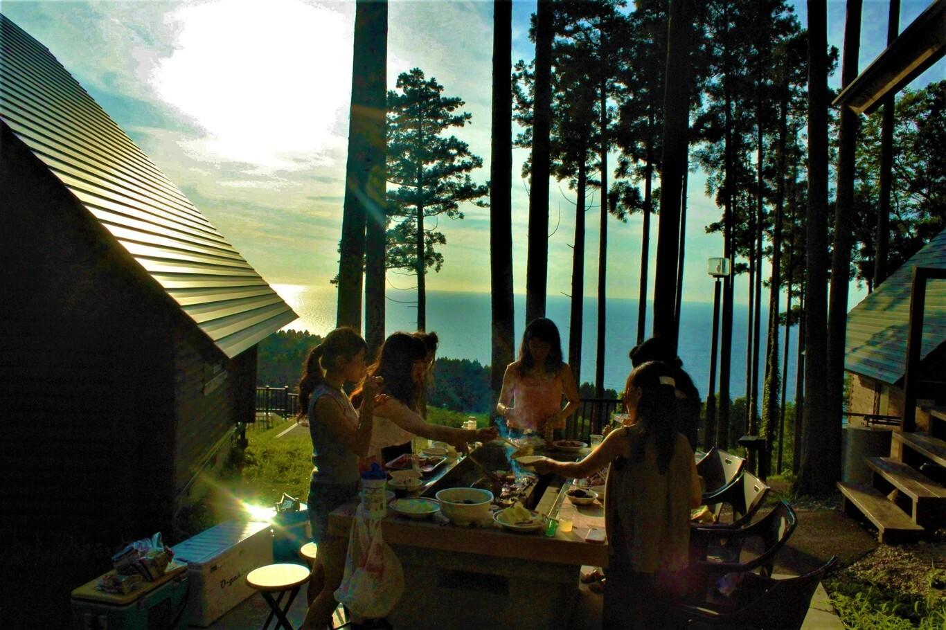 ガラガラ山キャンプ場 SPA&CAMP の公式写真c8344