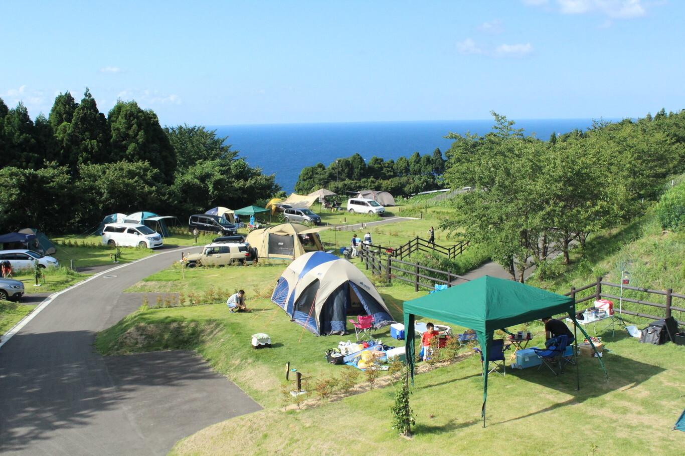ガラガラ山キャンプ場 SPA&CAMP の公式写真c11205