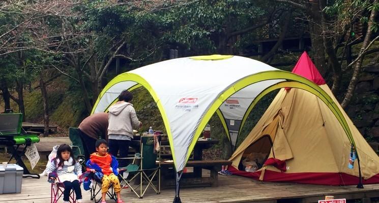 岩屋公園キャンプ場の画像mc6300