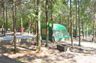 やしろ鴨川の郷キャンプ場の画像mc6905