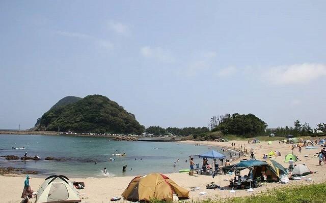 弁天浜キャンプ場の画像mc2098