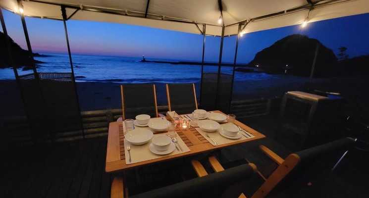 弁天浜キャンプ場の画像mc6775